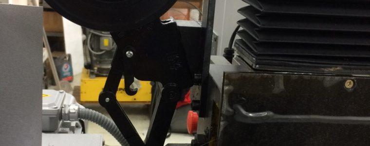 Lỗi tang quấn máy cắt dây molipden